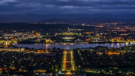 Canberra - Top location and lifestyle